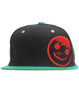 Neff Corpo Cap Rasta Adjustable