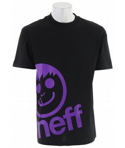 Neff Corpo T-Shirt Black/Purple