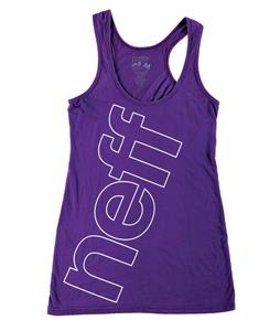 Neff Corporate Tank Tank Purple