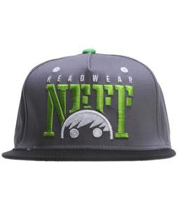 Neff Court Cap Grey/Black