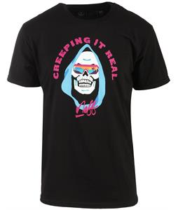 Neff Creepin' It Real T-Shirt