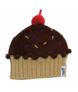 Neff Cupcake Beanie Chocolate