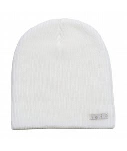 Neff Daily Beanie White