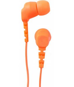 Neff Daily Bud Ear Buds Orange