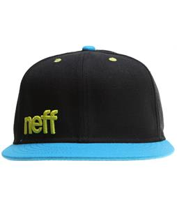 Neff Daily Cap Black/Blue/Yellow