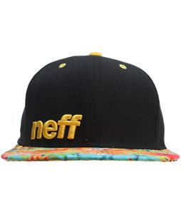 Neff Daily Cap Black/Floral/Yellow