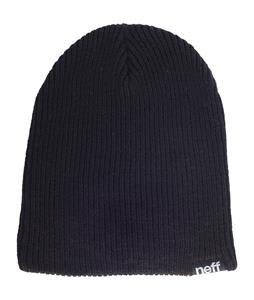 Neff Daily Double Beanie Black