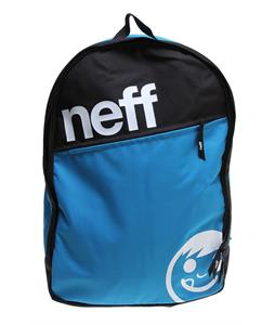 Neff Daily Backpack Black/Cyan