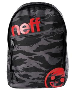 Neff Daily Backpack Black Tiger