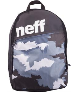 Neff Daily Backpack Grey Splamo