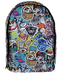 Neff Daily Backpack Jumble