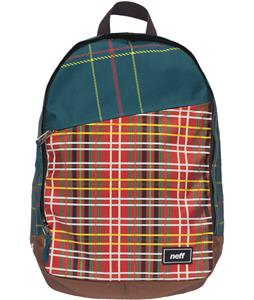Neff Daily Backpack Rad Plaid