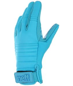 Neff Daily Pipe Gloves Cyan