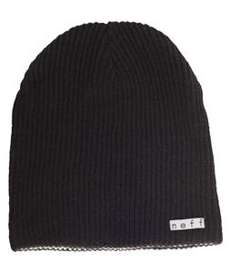 Neff Daily Reversible Beanie Black/White