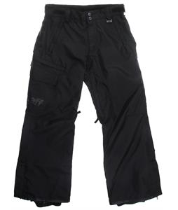 Neff Daily Riding Snowboard Pants Black