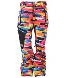 Neff Daily Riding Snowboard Pants Paint