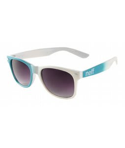 Neff Daily Sunglasses Blue/White