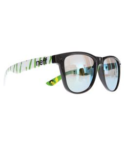 Neff Daily Sunglasses Lime Lens