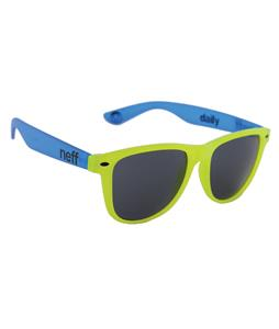 Neff Daily Sunglasses Yellow/Blue