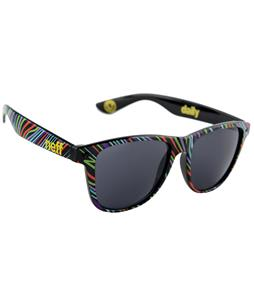 Neff Daily Sunglasses Zebra