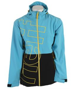 Neff Daily Softshell Black/Cyan