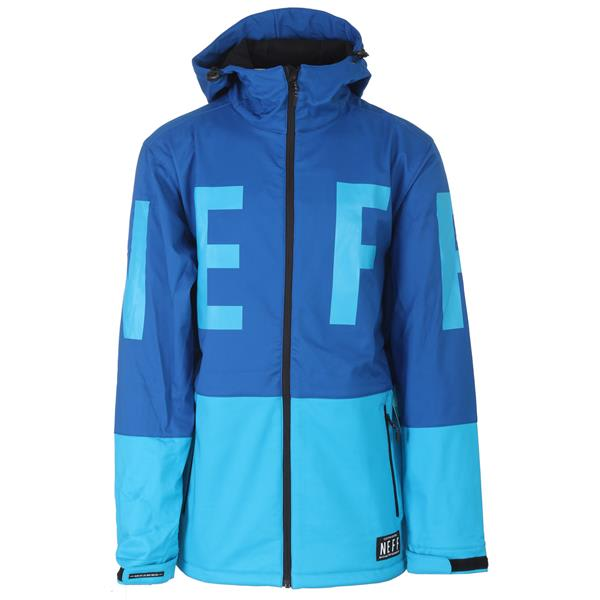 Neff Daily Softshell Snowboard Jacket