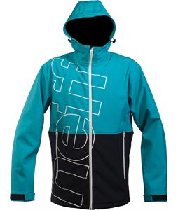 Neff Daily Softshell Teal/Black