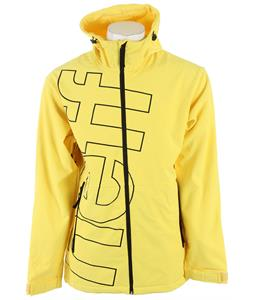 Neff Daily Softshell Softshell Yellow