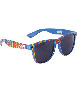 Neff Daily Sunglasses Tie Dye