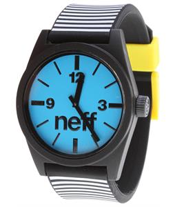 Neff Daily Watch Watch Black Stripe
