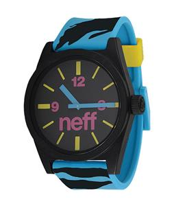 Neff Daily Watch Blue/Tiger