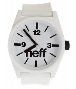 Neff Daily Watch White