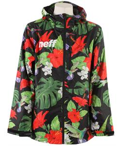 Neff Daily 2 Snowboard Jacket Floral