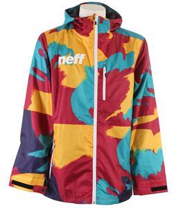 Neff Daily 2 Snowboard Jacket Splamo
