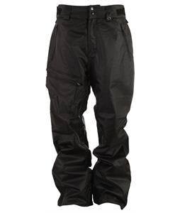 Neff Daily 2 Snowboard Pants Black