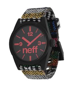 Neff Daily Woven Watch Rug