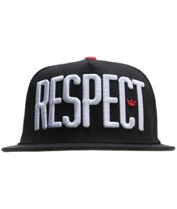 Neff Damian Respect Cap Black