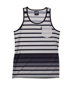 Neff Delineation Tank White