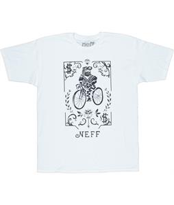 Neff Der Jucker T-Shirt White