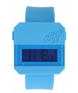 Neff Digi Watch Cyan