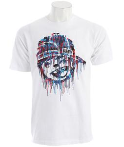 Neff Dripper T-Shirt White