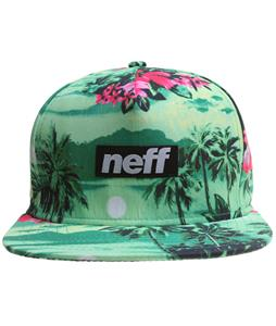 Neff Five O Cap Green