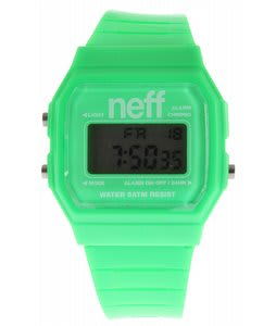 Neff Flava Watch Green