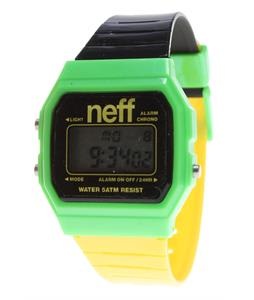 Neff Flava Watch Lemon/Lime