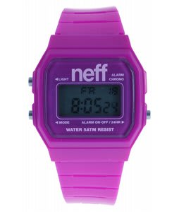 Neff Flava Watch Purple