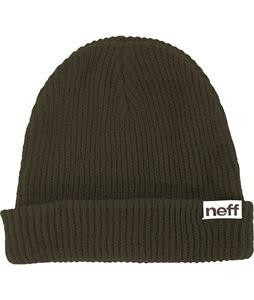 Neff Fold Beanie Military
