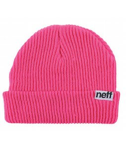 Neff Fold Beanie Magenta