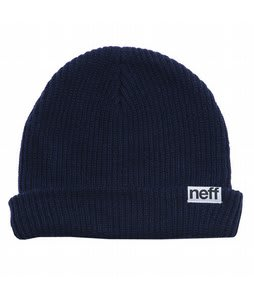 Neff Fold Beanie Navy