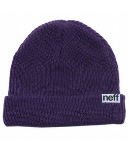 Neff Fold Beanie Purple
