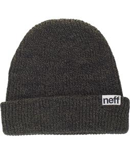 Neff Fold Heather Beanie Black/Olive